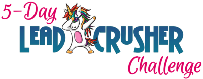 Logo - Lead Crusher Challenge (Unicorn)